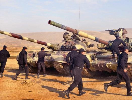 Армянская армия откроет огонь по Нахчывану? Азербайджан обстреляет Горис!