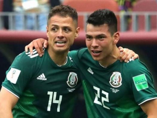 Мексика одержала вторую победу на ЧМ-2018