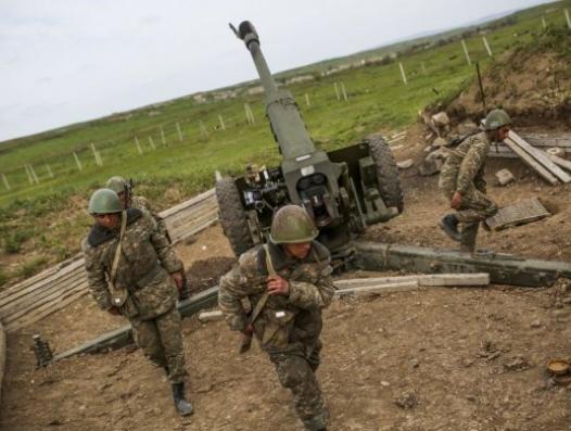 Армянские солдаты остались в Джебраиле… и ждали войны
