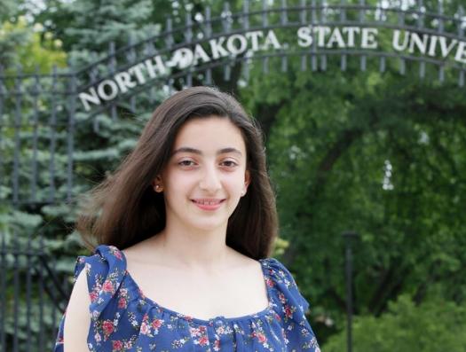 Вся Америка заговорила о 14-летней Сельджан
