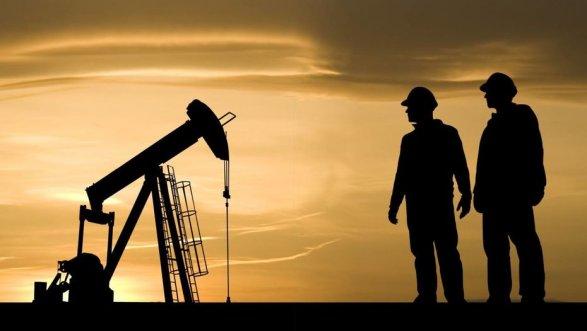 Нефть Brent упала вцене до $77,9 забаррель