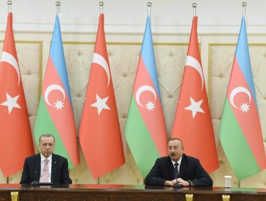 Ильхам Алиев: «Турция всегда поддерживает Азербайджан в вопросе Карабаха»