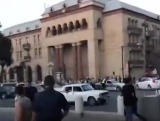 В Гяндже предотвратили акцию протеста