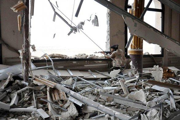 Смертник подорвал 35 русских исирийских военных. Кремль опровергает