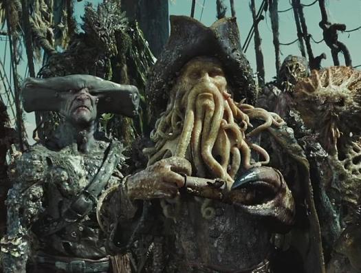Баку во власти пиратов