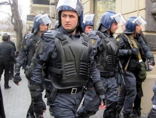 В Сумгаит вошли спецподразделения: начались аресты