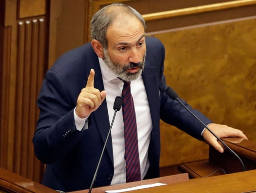 Пашинян грозит ударом по Азербайджану