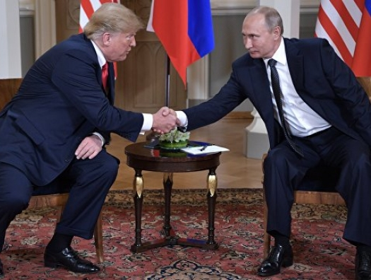 Путин: Переговоры с Трампом прошли успешно
