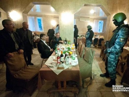 В Екатеринбурге сносят легендарное место сходок азербайджанских воров