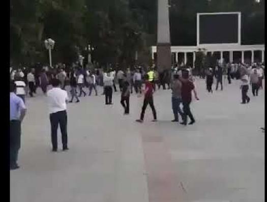 Новые аресты в Гяндже