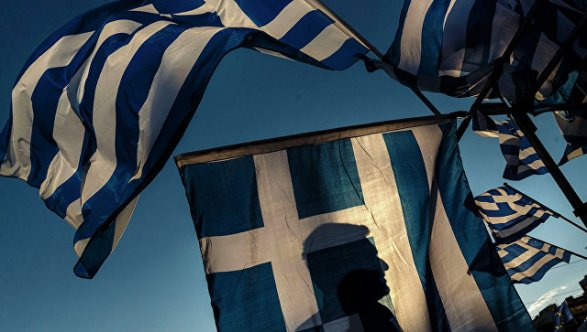 Афины возмутились комментариями Захаровой оГреции