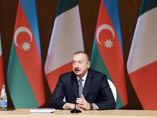 Ильхам Алиев призвал итальянцев активнее инвестировать в Азербайджан