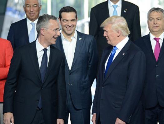 НАТО снова попросило Грузию подождать