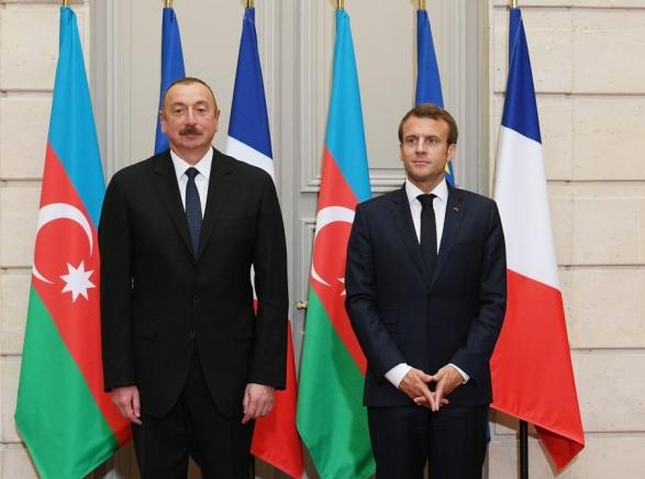 Картинки по запросу ильхам алиев и депутаты франции