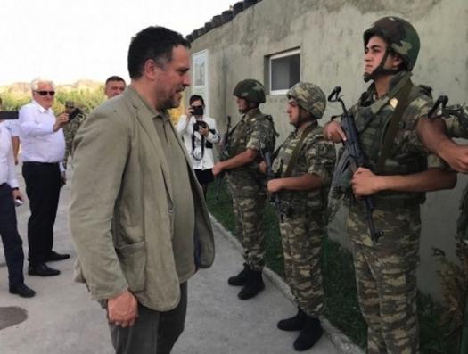 Максим Шевченко: «Я посетил азербайджанских военных. Эти люди готовы к войне»