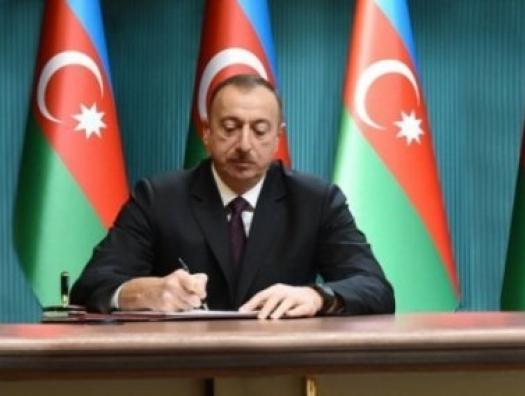 Ильхам Алиев выделил деньги на новую дорогу