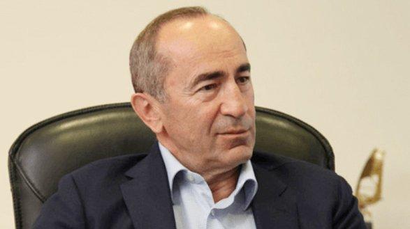 Экс-президенту Армении Кочаряну предъявили обвинение всвержении конституционного строя республики