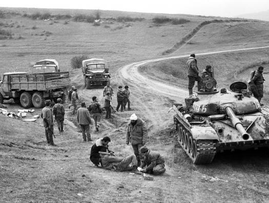 Багдасарян и Магеррамов доставляли из Баку в Ереван оружие и мазут