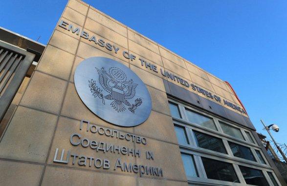 Впосольстве США в столице  разоблачили «российскую шпионку»