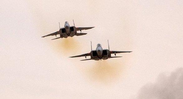 Сирийские СМИ: системы ПВО около Дамаска отреагировали напоявление самолетов ЦАХАЛа
