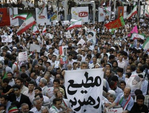 Экс-президент Ирана М.Хатами: «Начался развал государства в Иране»