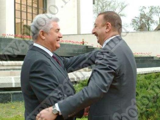 Экс-президент Молдовы: «Я предупредил Алиева о готовившейся революции в Баку»