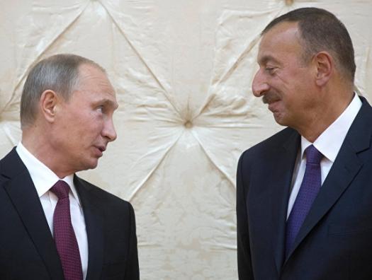 Пять путинских букв для Азербайджана – ОДКБ и...