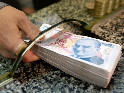 Турецкая лира снова пошла на дно