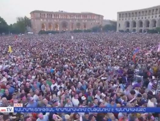 Пашинян: Мои предшественники хотели сдать Карабах