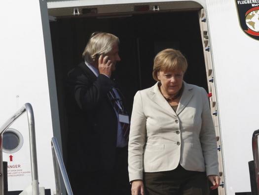 Что стоит за визитом Меркель в Азербайджан?