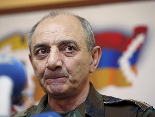Карабахские оппозиционеры: «Мы начинаем борьбу с этим щенком-президентом»