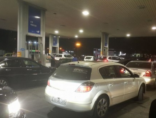 В Азербайджане подорожал бензин