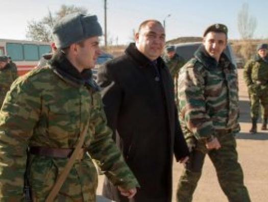 Война между азербайджанцами и армянами в «ЛНР»