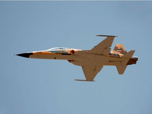 Иран представил новый истребитель собственного производства