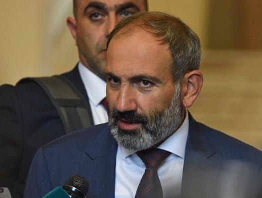 Пашинян успешно разваливает Армению