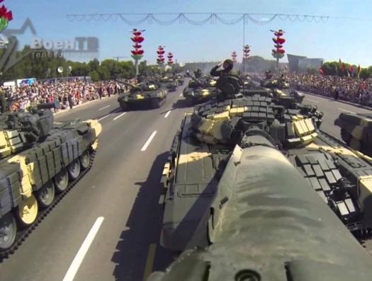 В Беларуси раскрыли военные поставки Азербайджану: 153 танка, 60 БТР и 11 штурмовиков
