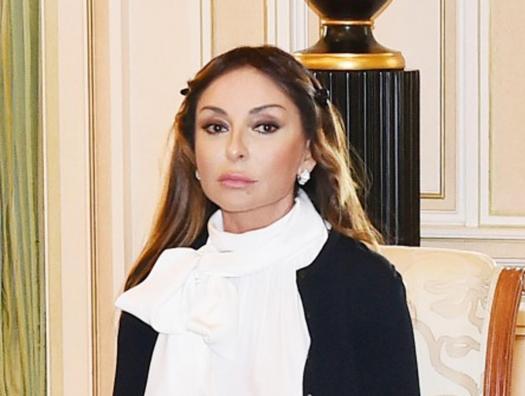 Сегодня день рождения Мехрибан Алиевой
