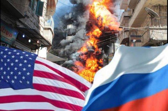 Жители Америки - россиянам: Держитесь подальше отнаших баз вСирии