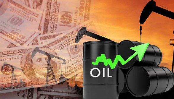 Цена барреля нефти марки Brent приближается к80 долларам