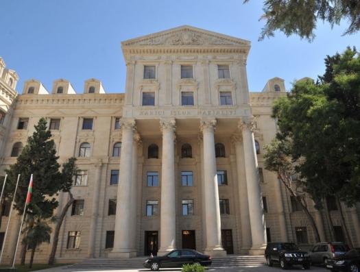 МИД Азербайджана об объявлении Арменией войны: «Вся ответственность ложится на руководство Армении»