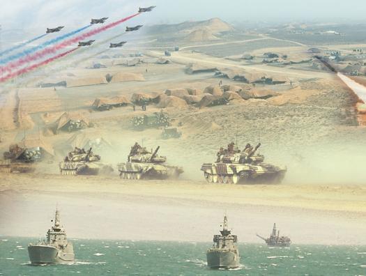 Азербайджанская армия готовится к наступлению в Карабахе