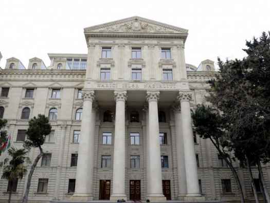 МИД Азербайджана: Армения играет с огнем