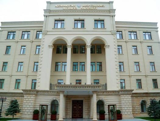 Минобороны опровергает Пашиняна: Азербайджан не понес потерь