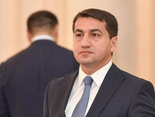 Хикмет Гаджиев назначен на высокую должность в Администрации президента