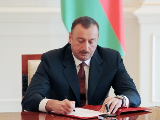 Ильхам Алиев выделил деньги на оросительную систему Масаллы