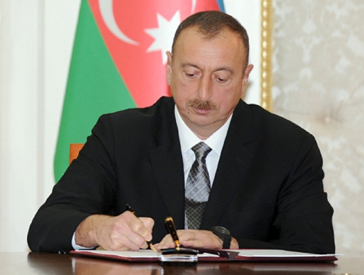 Ильхам Алиев выделил деньги на инфраструктуру Масаллы