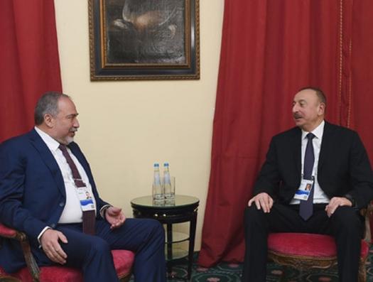 Либерман как первооткрыватель Азербайджана