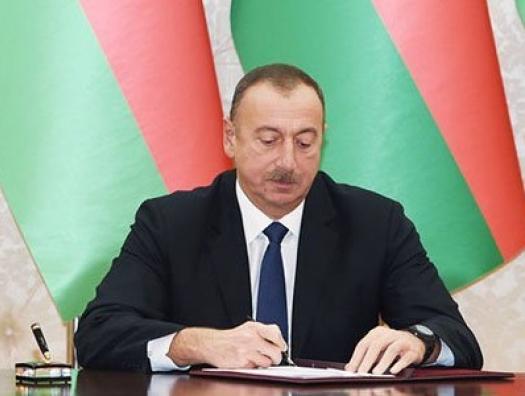 Ильхам Алиев назначил Садига Садыгова главой Госагентства