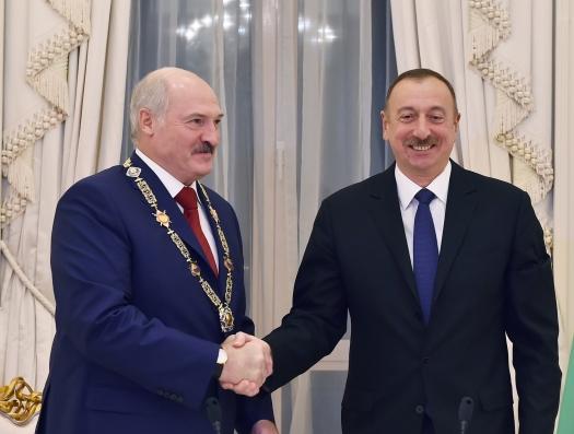 «Беларусь не строит с Азербайджаном отношения на обидах»