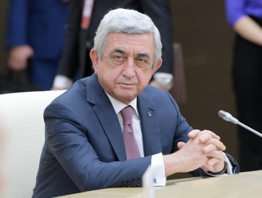 Как Саргсян в Армении нефть искал...